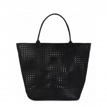 Пляжная сумка черная