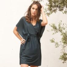 Пляжное платье Blue Stone