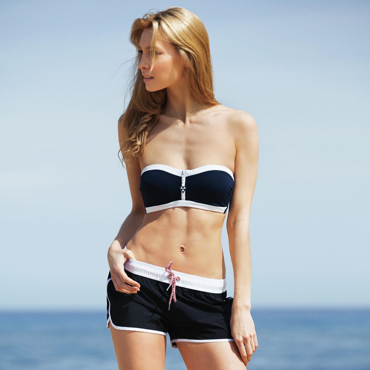 Шорты женские летние пляжные Seafolly