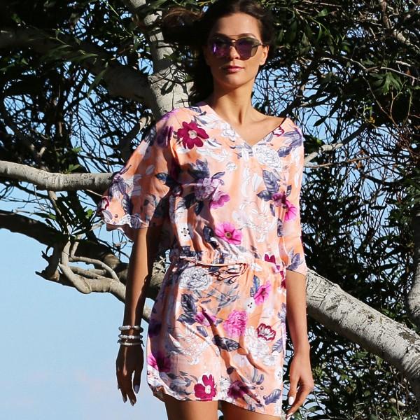 30841ca59017b Купить пляжные туники в Москве с доставкой - цены в женском интернет ...