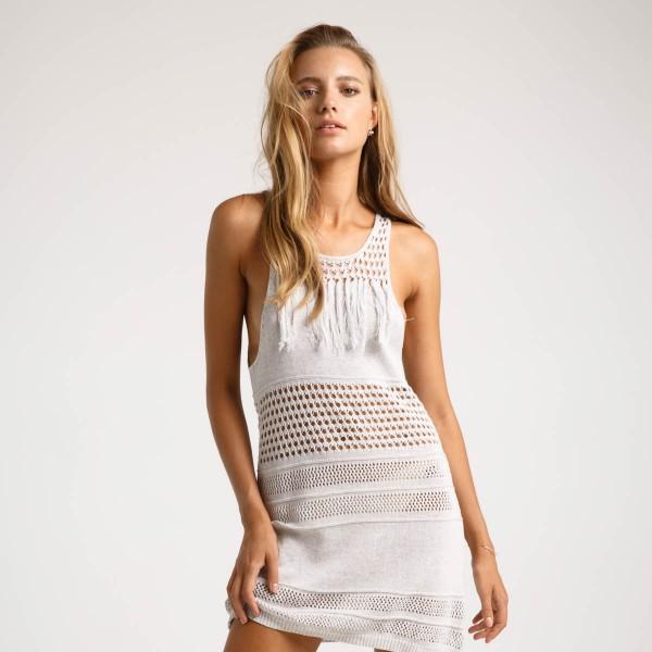 Платье в стиле спорт шик
