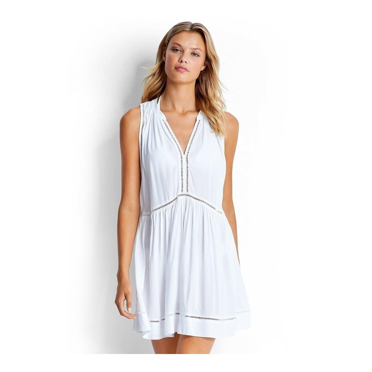 Белое платье Chess
