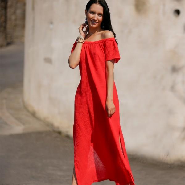 Платье бандо Chili