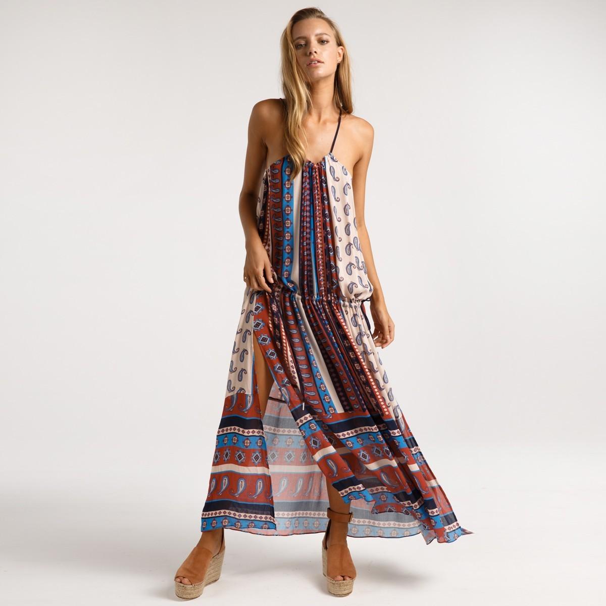 Пляжное платье макси Suboo Australia
